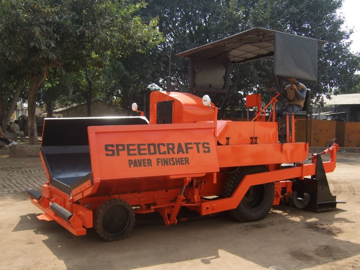 Concrete Paver Finisher : Paver finisher speedcrafts